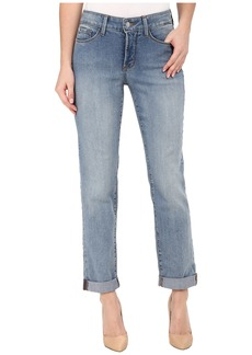 Not Your Daughter's Jeans NYDJ Sylvia Relaxed Boyfriend in Earlington Wash