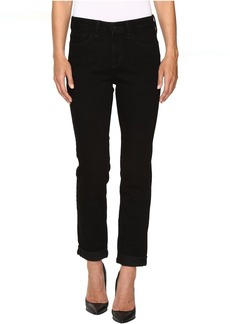 Not Your Daughter's Jeans NYDJ Sylvia Relaxed Boyfriend in Future Fit Denim in Bloomsbury