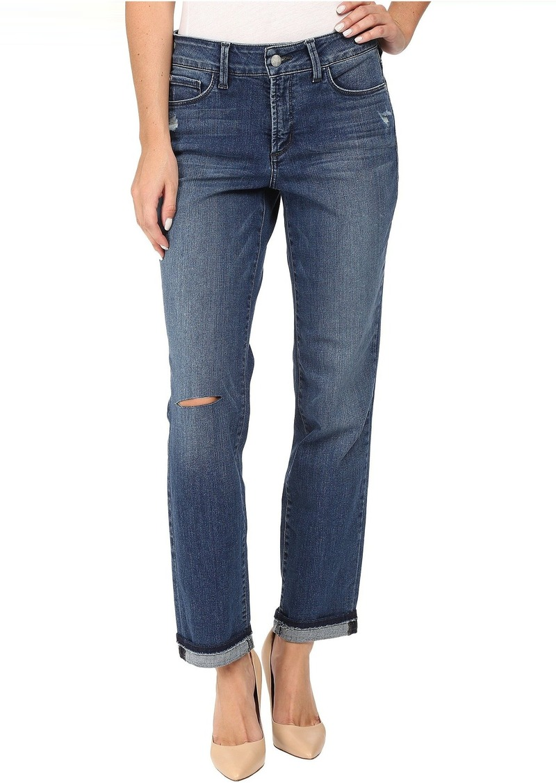 Not Your Daughter's Jeans NYDJ Sylvia Relaxed Boyfriend Jeans