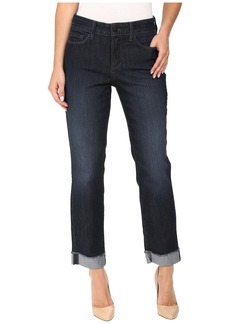 Not Your Daughter's Jeans NYDJ Sylvia Relaxed Boyfriend Jeans in Burbank Wash