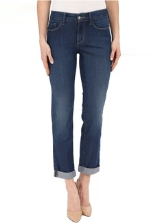 Not Your Daughter's Jeans NYDJ Sylvia Relaxed Boyfriend Jeans in Cleveland