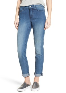 Not Your Daughter's Jeans NYDJ Sylvia Stretch Relaxed Boyfriend Jeans (Avignon)