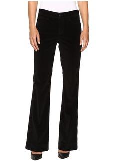NYDJ Teresa Modern Trousers in Black