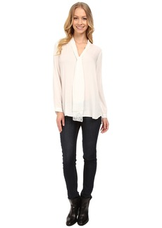 Not Your Daughter's Jeans NYDJ Tie-Front Blouse