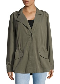 Not Your Daughter's Jeans NYDJ Topiary Button-Up Jacket