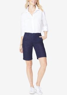 Nydj Tummy-Control Bermuda Shorts