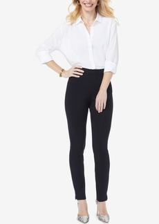 Nydj Tummy-Control Ponte Ankle Pants