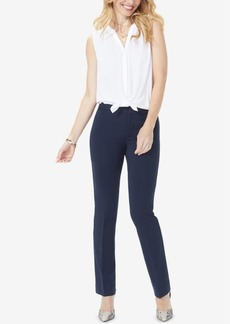 Not Your Daughter's Jeans Nydj Tummy-Control Trousers