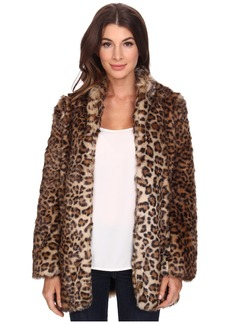 NYDJ West End Cheetah Coat