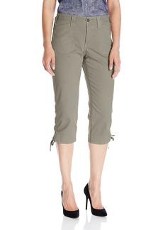 NYDJ Women's Abbie Crop Jeans in Lightweight Chino Twill  2