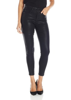 NYDJ Women's Adaleine Skinny Ankle Jeans In Coated Denim