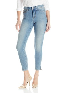 NYDJ Women's Adaleine Skinny Ankle Jeans In Core Indigo Denim