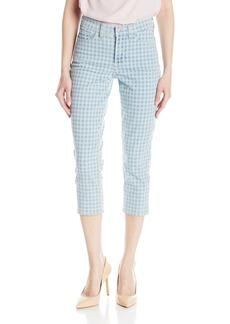 NYDJ Women's Alina Capri Jeans