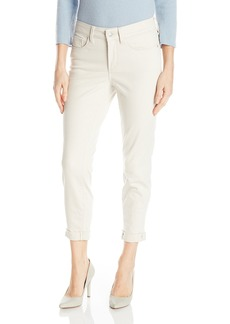 NYDJ Women's Petite Size Alina Skinny Convertible Ankle Jeans