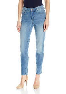 NYDJ Women's Alina Skinny Convertible Ankle Jeans in Cool Embrace
