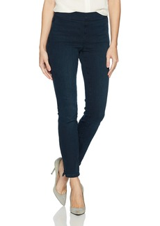 Not Your Daughter's Jeans NYDJ Women's Alina Pull On Ankle Jeans In Future Fit Denim