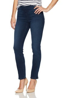 65bc33c3fbffef NYDJ Women's Alina Pull On Ankle Jeans in Future Fit Denim