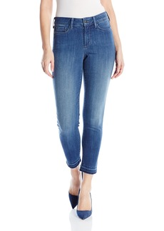 NYDJ Women's Alina Skinny Ankle Jeans with Released Hem in Sure Stretch Denim