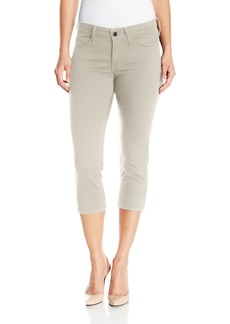 NYDJ Women's Alina Skinny Capri Jeans