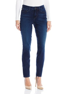 NYDJ Women's Alina Skinny Jeans in Shape 360 Denim