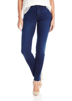 NYDJ Women's Ami Super Skinny Jeans in Future Fit Indigo Denim  0