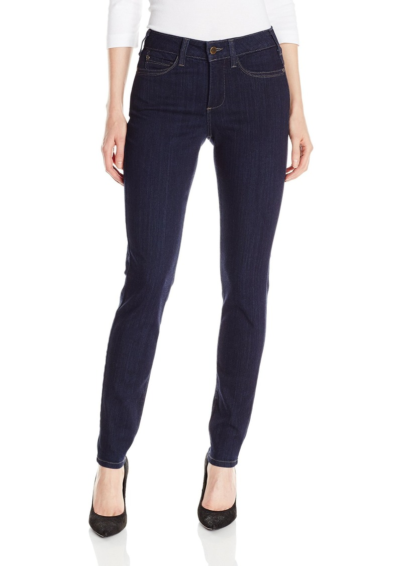 Not Your Daughter's Jeans NYDJ Women's Ami Super Skinny Jeans in Sure Stretch Denim Mabel 12