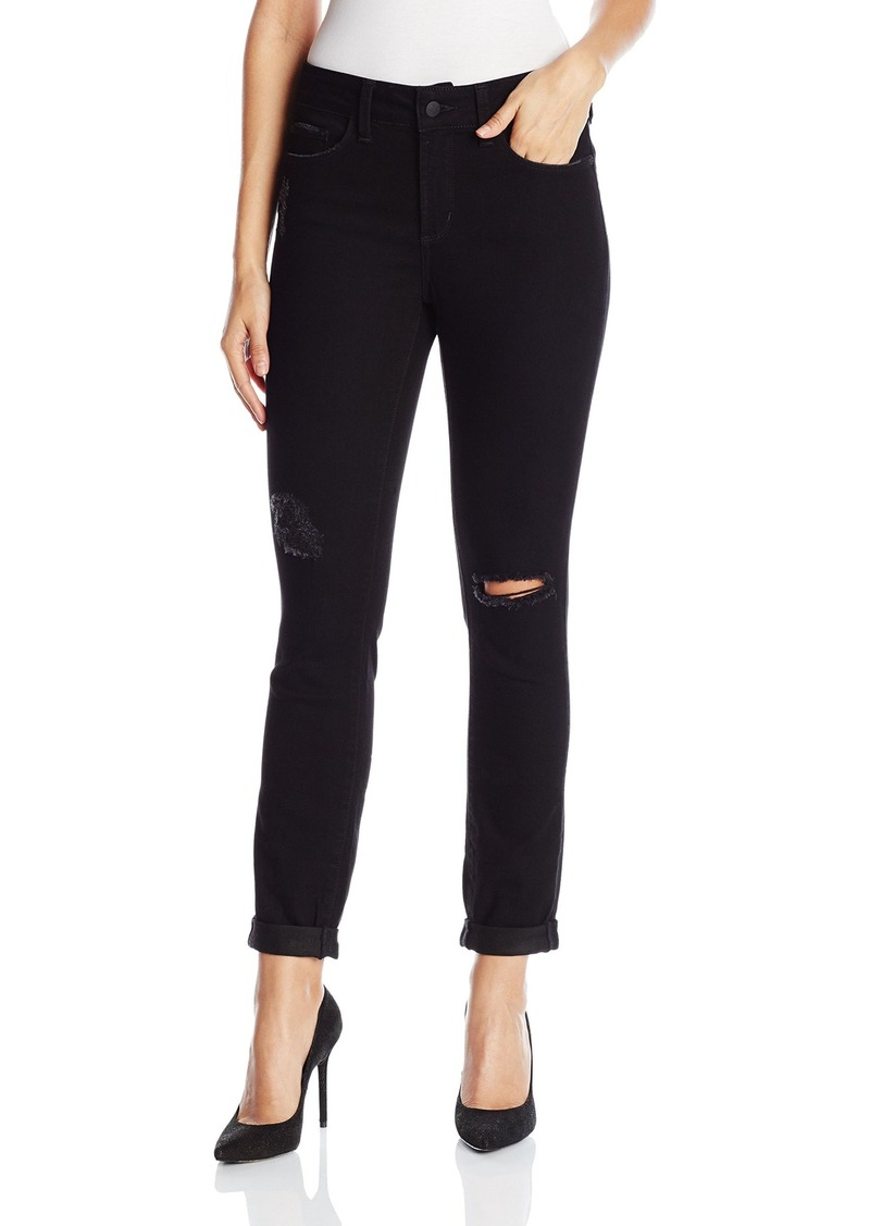 Not Your Daughter's Jeans NYDJ Women's Anabelle Skinny Boyfriend Jeans in Future Fit Denim