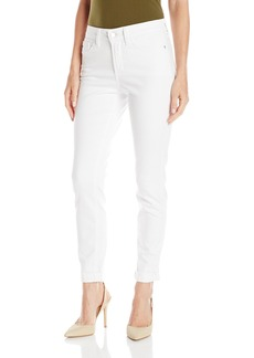 Not Your Daughter's Jeans NYDJ Women's Anabelle Skinny Boyfriend Jeans In Spotless Reputation Denim  10