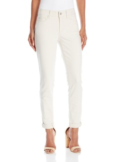 Not Your Daughter's Jeans NYDJ Women's Anabelle Skinny Boyfriend Jeans In Spotless Reputation Denim  0