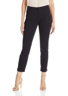 NYDJ Women's Annabelle Skinny Boyfriend Jeans in Light Weight Stretch Twill