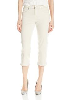 NYDJ Women's Ariel Crop Jeans In Colored Bull Denim  6