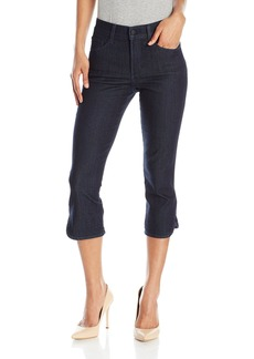 Not Your Daughter's Jeans NYDJ Women's Ariel Crop Jeans with Curved Hem