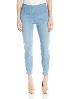 NYDJ Women's Ashley Pull on Ankle Jeans in Sure Stretch Denim