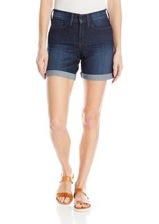 Not Your Daughter's Jeans NYDJ Women's Avery Jean Short in Premium Lightweight Denim