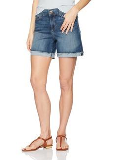 NYDJ Women's Avery Jean Shorts in Cool Embrace Denim