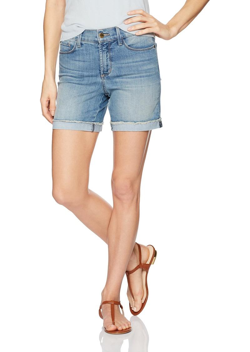 45e759ca46 NYDJ NYDJ Women's Avery Jean Shorts in Cool Embrace Denim Now $40.10