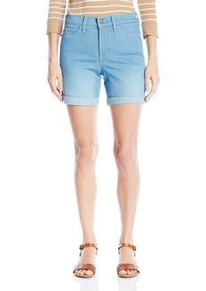 Not Your Daughter's Jeans NYDJ Women's Avery Shorts In Light Dip Denim