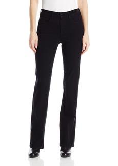 NYDJ Women's Barbara Bootcut Jeans BLACK