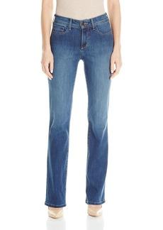 NYDJ Women's Barbara Bootcut Jeans in Cool Embrace Denim