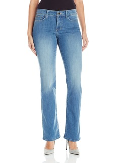 NYDJ Women's Barbara Bootcut Jeans In Rayon Indigo Denim