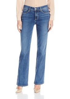 NYDJ Women's Barbara Bootcut Jeans with Short Inseam