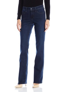 Not Your Daughter's Jeans NYDJ Women's Billie Mini Bootcut Jeans  0
