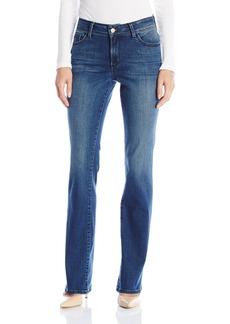 NYDJ Women's Billie Mini Bootcut Jeans  10