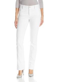 NYDJ Women's Billie Mini Bootcut Jeans  4