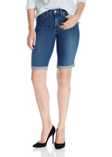 NYDJ Women's Briella Jean Shorts in Denim Wash