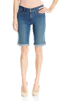NYDJ Women's Briella Roll Cuff Jean Short