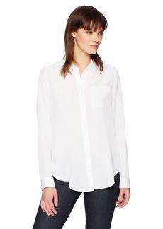 NYDJ Women's Button-Down Shirt  L