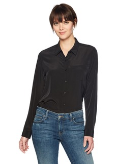 Not Your Daughter's Jeans NYDJ Women's Button-Down Shirt  S
