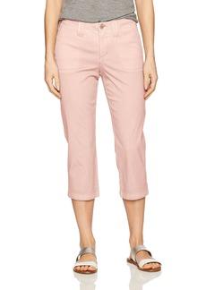 NYDJ Women's Chino Twill Crop Pants