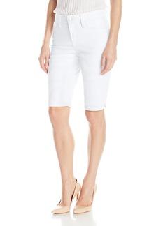 Not Your Daughter's Jeans NYDJ Women's Christy Bermuda Short